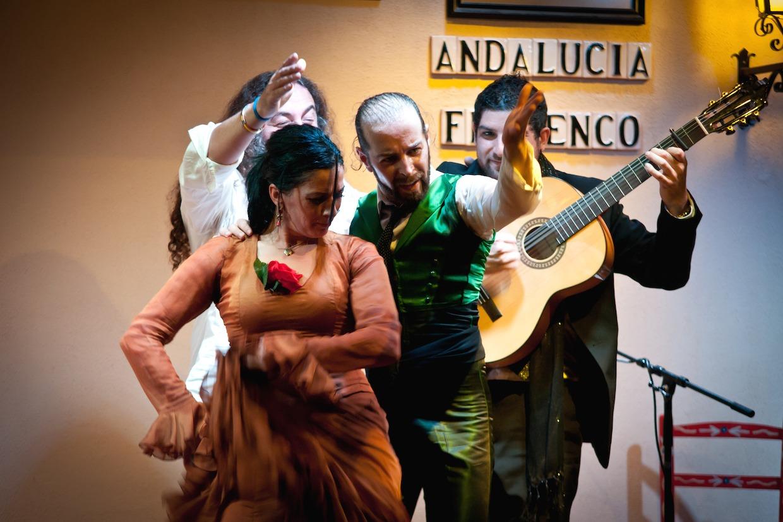 Al Andalus Flamenco Viene del Sur