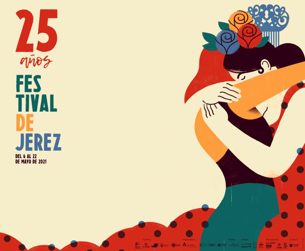 Poster festival de jerez