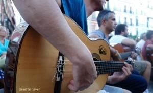 flamencogitaar ginette lavell